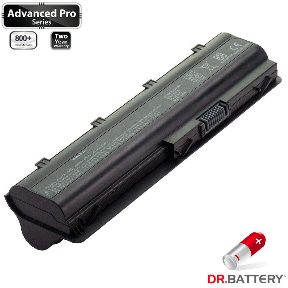 Dr. Battery Advanced Pro Série Batterie (6600 mAh / 71Wh) pour HP ...