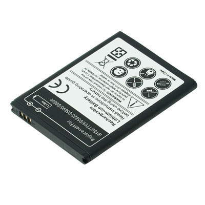 Replacement Cell Phone Battery for Samsung Galaxy Q SCH-S738C 3.7 Volt Li-ion Cell Phone Battery (1700 mAh)