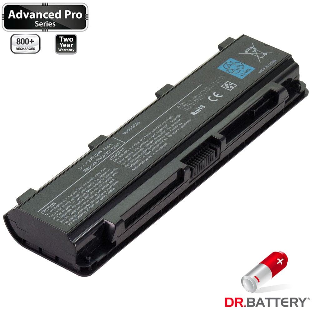 Dr. Battery Advanced Pro Série Batterie (5200mAh / 56Wh) pour Toshiba Satellite C55D PC Portable